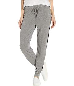 Splendid Studio Marled Joggers with Sheer Elastic