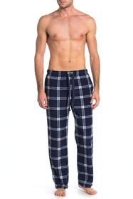 Lucky Brand Plaid Fleece Sleep Pants - Pack of 2
