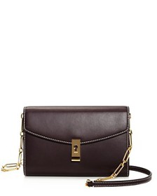 Bally - Albae Leather Chain Wallet