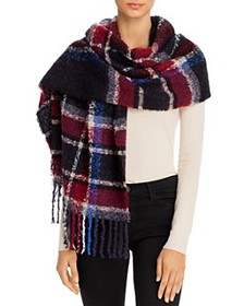 Echo - Lofty Check Scarf