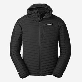 Men's MicroTherm® Stretch Hooded Jacket