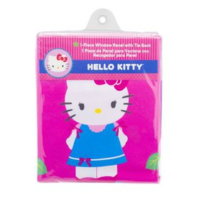 Hello Kitty Window Curtain Panel with Tie Back, 1.