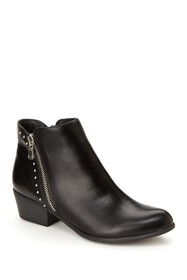 Esprit Topaz Pointed Toe Ankle Bootie