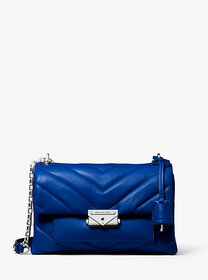 michael michael kors Cece Medium Quilted Leather C