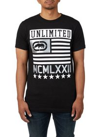 Men's Ecko Unlimited Freedom Flag Graphic T-shirt