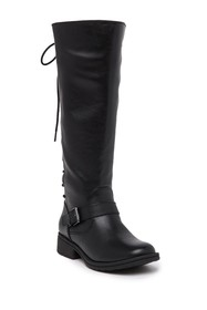 EUROSOFT Selden Lace-Up Tall Boot