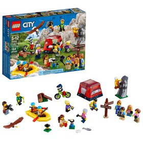 LEGO City Town People Pack - Outdoor Adventures602