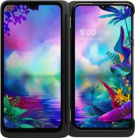 LG - G8X ThinQ Dual Screen with 128GB Memory Cell