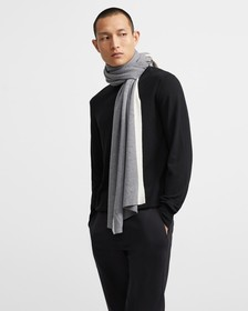 Wool-Cashmere Lounge Scarf