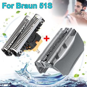 For Braun Series 5 8000 Shaver 51S Replacement Foi