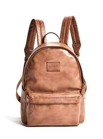 Ray Faux-Leather Backpack