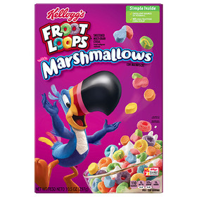 Froot Loops Cereal Marshmallow