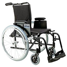Drive Medical Cougar Ultra Lightweight Wheelchair