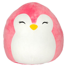 Squishmallow Plush 16 Inch Pink Penguin