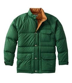 LL Bean Signature West Branch 650 Down Jacket