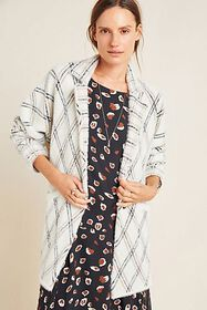 Anthropologie Carrie Sweater Coat