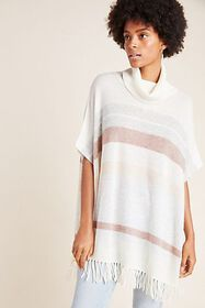 Anthropologie Camille Cashmere Poncho