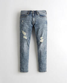 Hollister Advanced Stretch Crop Super Skinny Jeans