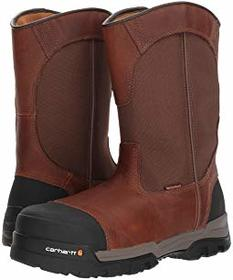 "Carhartt 10"" Waterproof Comp Toe Pull-On Work Boot"