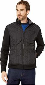 Perry Ellis Bonded Quilted Jacket