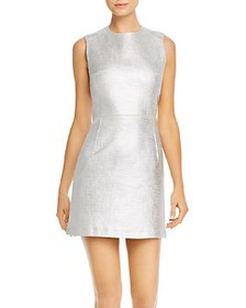 FRENCH CONNECTION - Metallic Sundae Mini Dress
