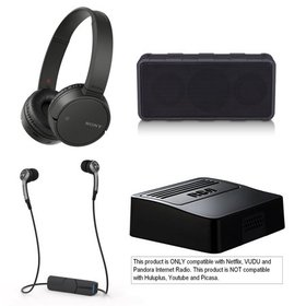 Tech & Gadget Electronics Gift Box Audio TV Video
