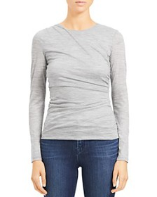 Theory - Twisted Wool Top