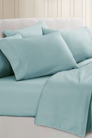 Modern Threads Rich Queen Sheets - 6 Piece Set - S