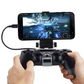 270° Foldable Phone Clip Holder for PlayStation PS