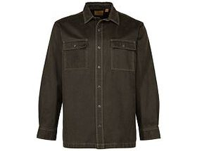 RedHead Ranch Suede Long-Sleeve Shirt Jacket For M