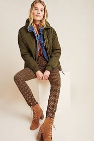 Anthropologie Brixton Quilted Jacket