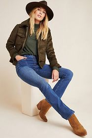 Anthropologie Sanctuary High-Rise Bootcut Jeans