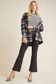 Anthropologie AG The Quinne Coated High-Rise Cropp