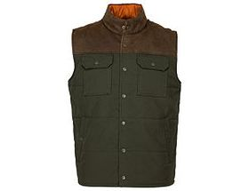 RedHead® Men's Ranch Cotton Suede Quilted Vest