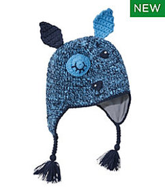 LL Bean Toddlers' Critter Hat, Puppy
