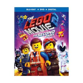 Lego THE LEGO® MOVIE 2™: The Second Part (Blu-ray)