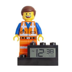Lego THE LEGO® MOVIE 2™ Emmet Alarm Clock
