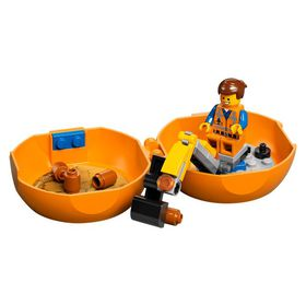 Lego Emmet's Construction Pod