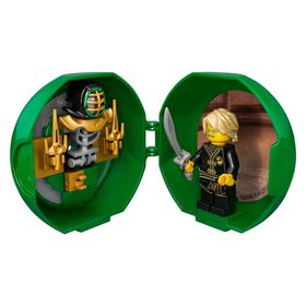 Lego Lloyd's Kendo Training Pod