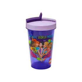Lego Friends Tumbler with Straw