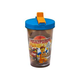Lego TLM2 Tumbler with Straw