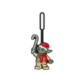 Lego Holiday Bag Tag – Yoda™