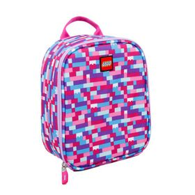Lego LEGO® Pink/Purple Brick Print Lunch Bag
