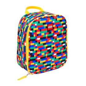 Lego LEGO® Red/Blue Brick Print Lunch Bag