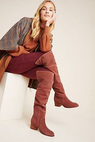 Anthropologie Liendo by Seychelles Over-The-Knee S