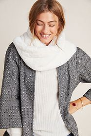 Anthropologie Ingrid Infinity Scarf