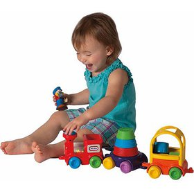 Little Tikes DiscoverSounds Sort and Stack Train