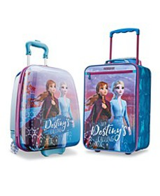 Disney by Frozen 2 Kids' Luggage Collection