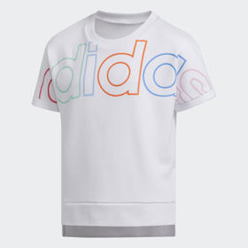 Adidas Exploded Outline Linear Tee
