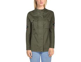 Natural Reflections® Women's Embroidered Canvas Ja